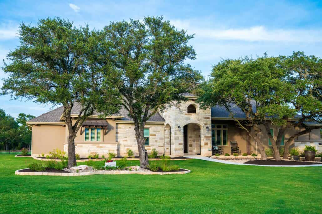New Braunfels Home Builder Grand