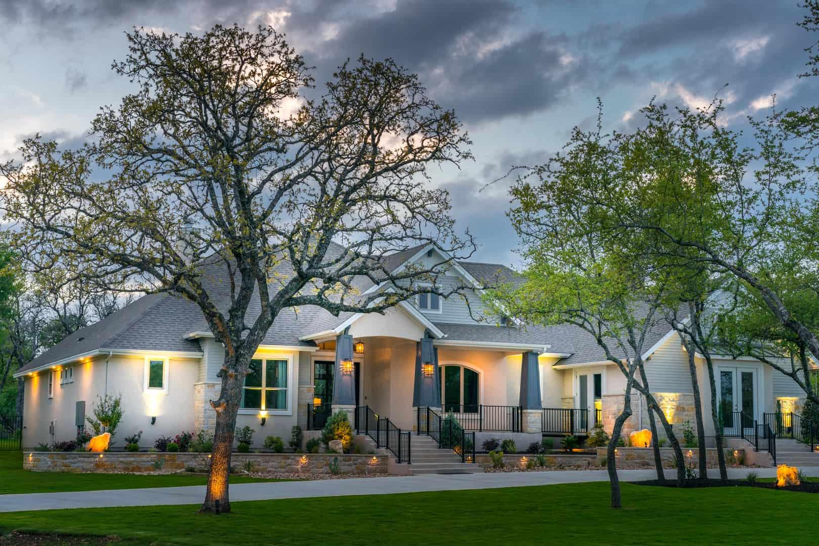 Custom Home Builders In New Braunfels Grand Endeavor Homes