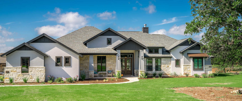 New Braunfels Custom Home Builder Grand Endeavor Homes Central Texas